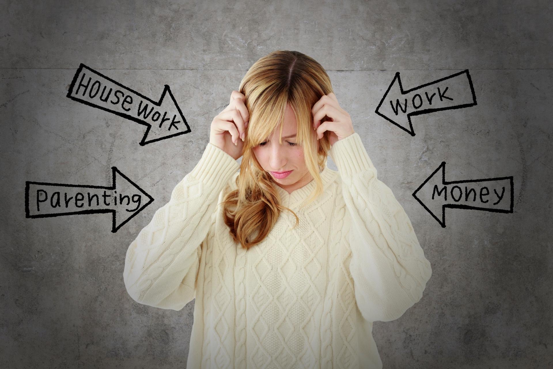 自律神経失調症の原因